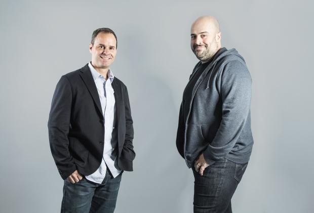 Adolfo Rouillon y Jose Robledo, los fundadores de Frizata.