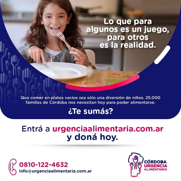 Córdoba Urgencia Alimentaria.