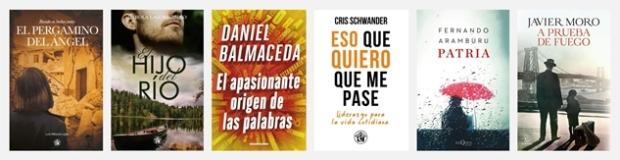 Títulos seleccionados por El Emporio Libros.