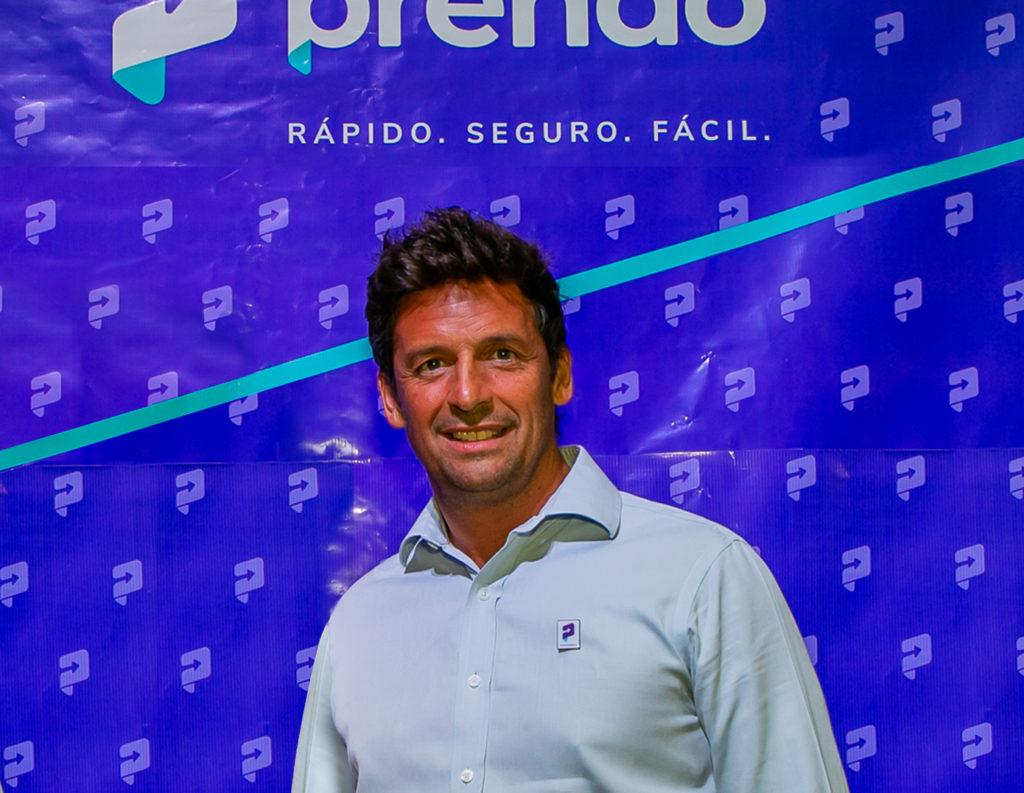 Gabriel Guglielmino | Foto: prensa de PRENDO. MG Group.