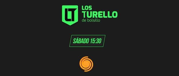 Los Turello de Bolsillo, comenzó a emitirse en El Doce el sábado 20 de marzo de 2021 a las 15:30.