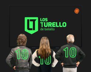 Los Turello de Bolsillo alcanzó los 10 micros en la pantalla de El Doce.