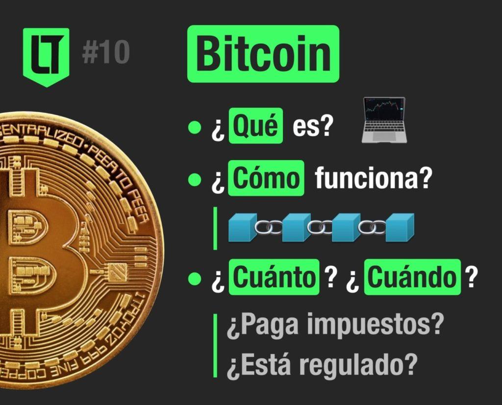 Qué es Bitcoin y cómo funciona, preguntas frecuentEs sobre la criptomoneda más popular del mundo | Imagen: Los Turello de Bolsillo.